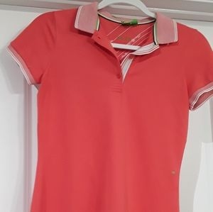 Hugo Boss Ladies Golf Shirt Size S